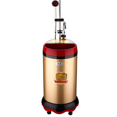 古达 智能移动洗澡机储水式家用淋浴自动电热水器