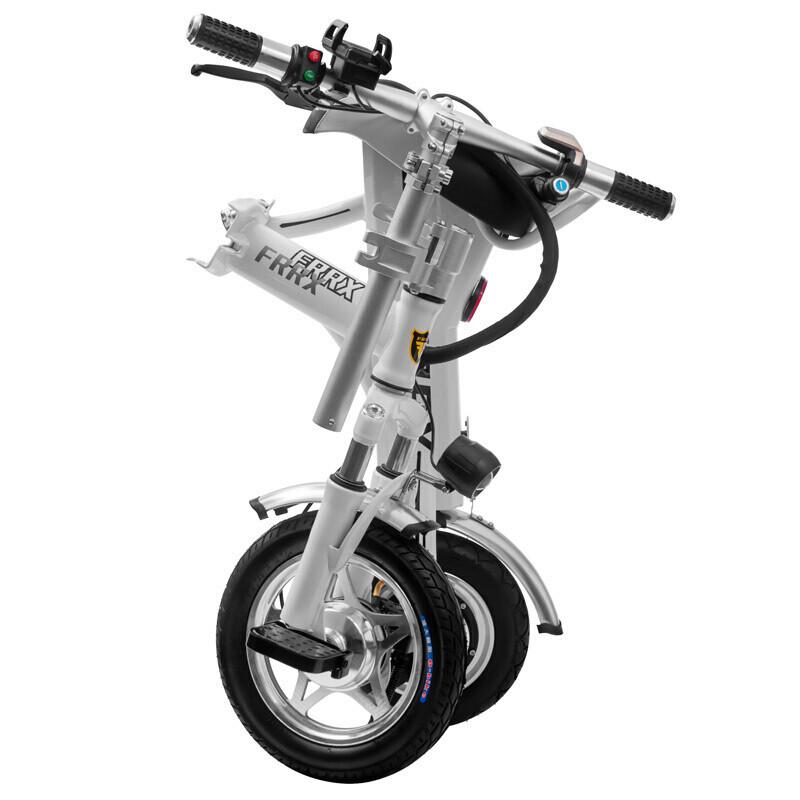 折叠电动自行车锂电滑板车 闪电客极限运动【价格