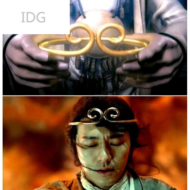 idg孙悟空金箍咒头饰头箍发箍发饰头饰头箍发饰发箍金