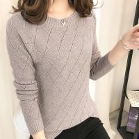 密瓜森林女士针织\/毛衣和110新款手工编织毛线