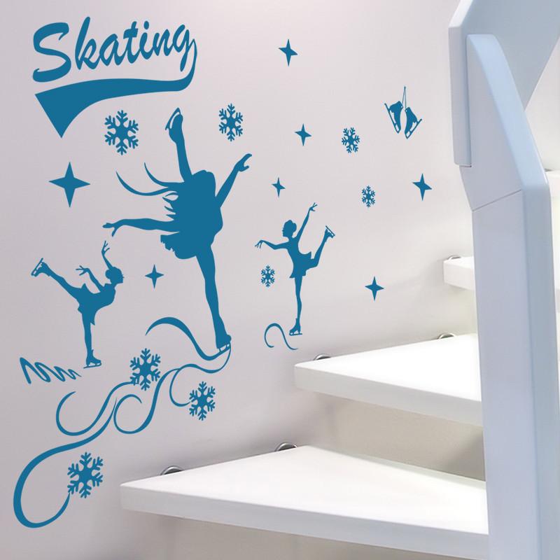 舞蹈房跳舞街舞培训师音乐教室自粘壁纸墙贴纸贴画创意墙纸客厅