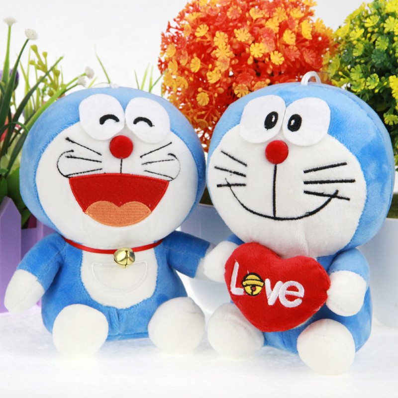 流氓兔 考拉熊 叮当猫 小象公仔布娃娃儿童玩具 幼儿园活动礼品