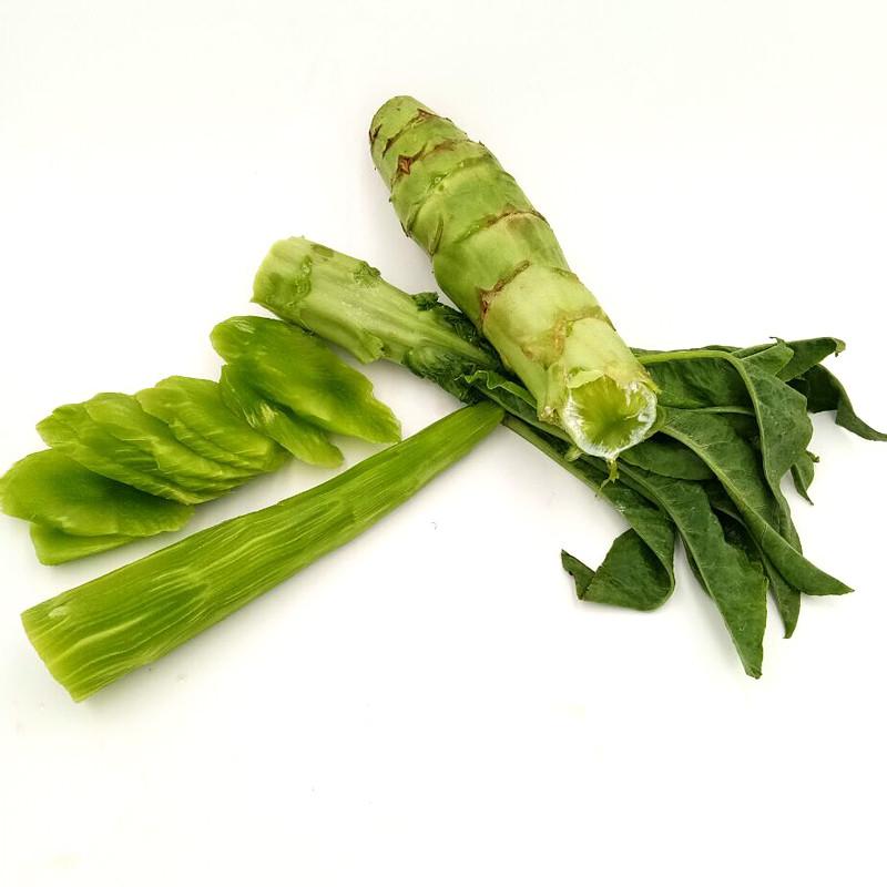 莴笋5斤 莴苣 新鲜蔬菜农家自种 青笋 露天生长