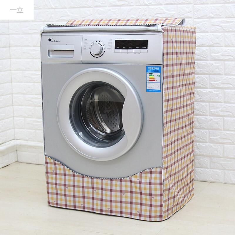一立lg洗衣机罩滚筒式8公斤wd-t12415d/t12410d/t14415d防水防晒标准图片