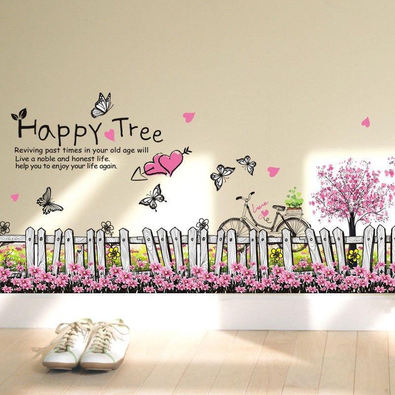 贴纸房间装饰品墙纸贴画日常生活日用家庭清洁生活日用家居饰品墙贴