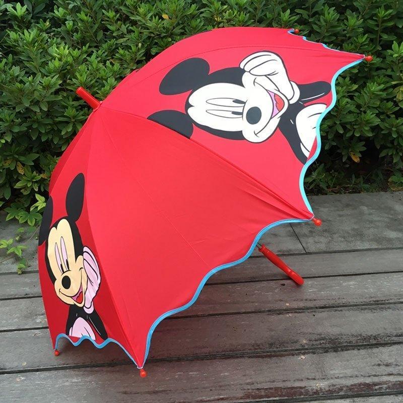 小学生男女孩幼儿园精品直柄大中小遮阳儿童晴雨伞生活日用晴雨用具伞
