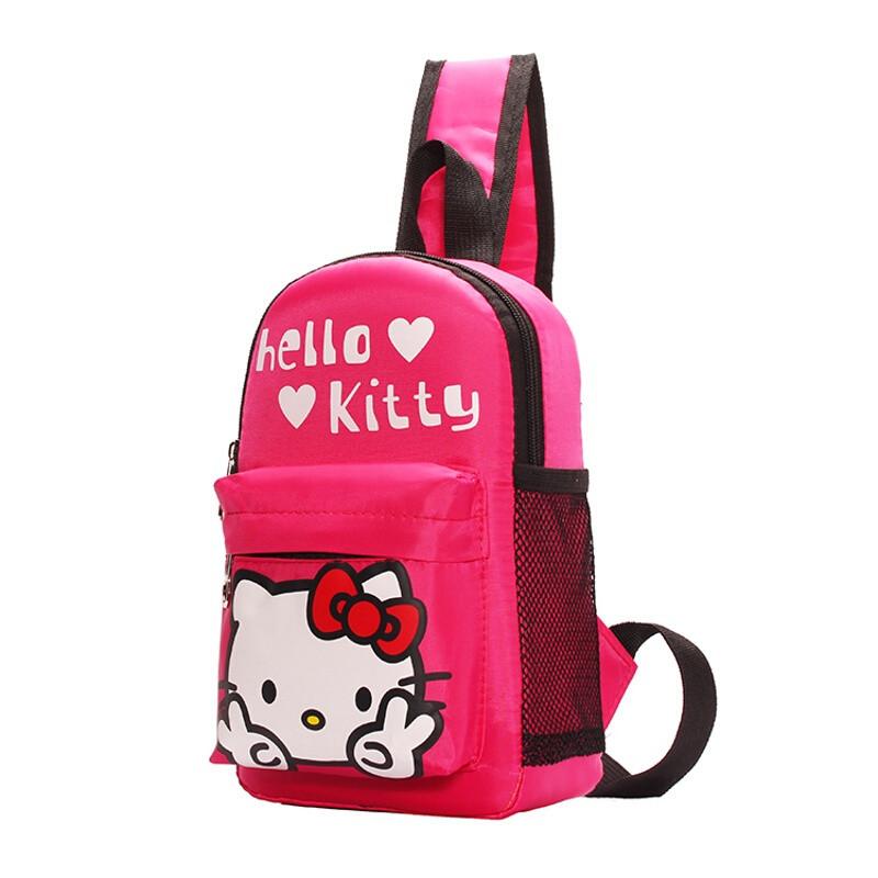韩版儿童包包胸包单肩斜挎包休闲包男童女童可爱公主小背包包rj
