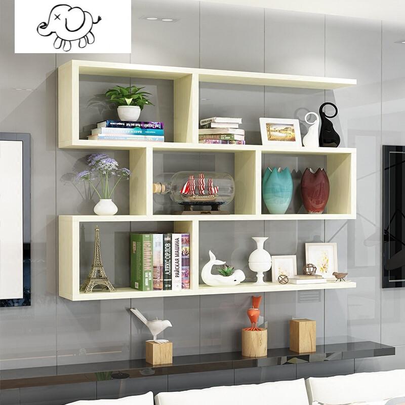 牧马人酒架创意墙上置物架壁挂墙架吊柜挂柜墙壁柜现代简约墙柜书架图片