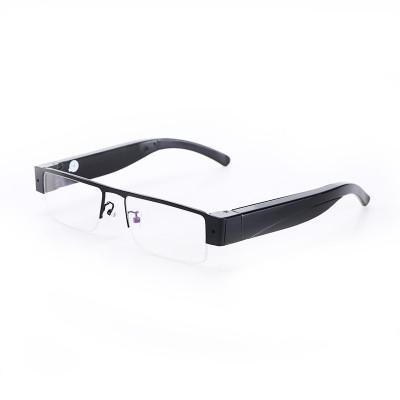 吉力士(JILISHI)智能高清迷你錄像插卡眼鏡騎行拍照相機會議記錄像儀行車隱形攝像機戶外攝像眼鏡運動微型攝像頭