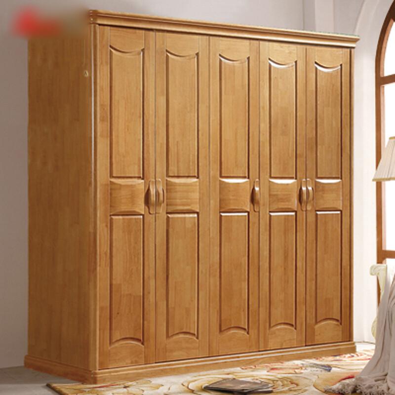 中式衣柜開門-新中式開門衣柜效果圖-新中式/實木衣柜