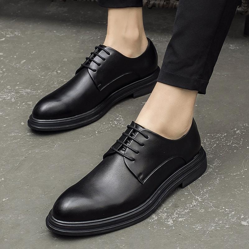 男士正装皮鞋
