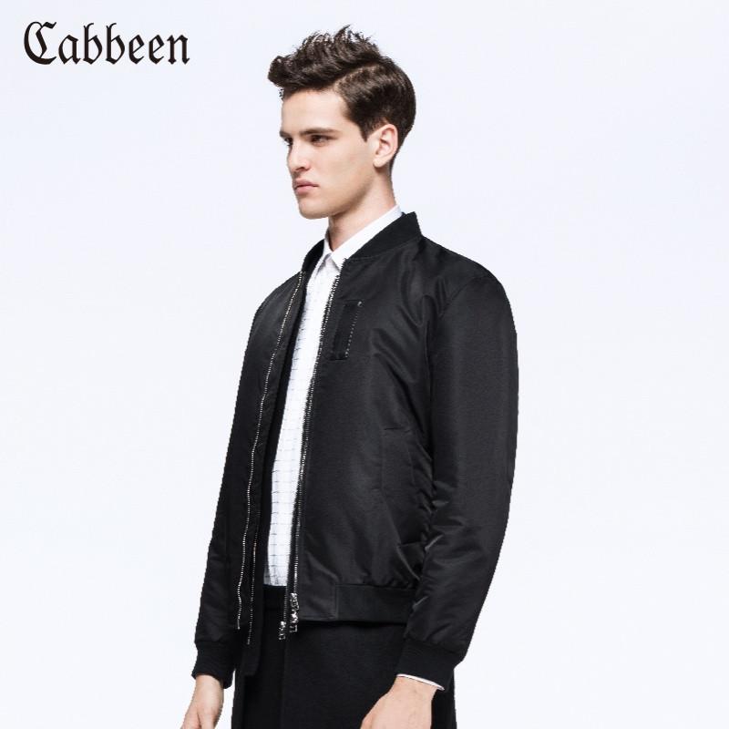 男装外套欹o#_专柜新品卡宾男装 冬季棉衣外套