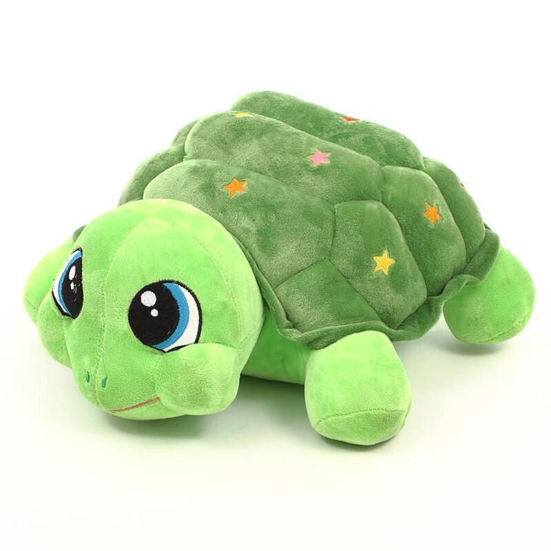 送乌龟代表的毛绒玩具女生了玩具车坏了怎么办图片