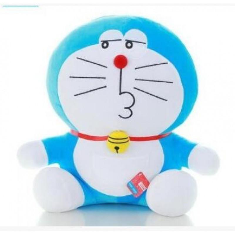 哆啦a梦叮当猫机器猫公仔多拉a梦毛绒玩具抱枕大号女生日礼物