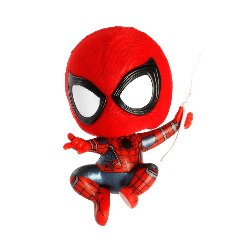 q版蜘蛛侠冰箱贴 创意3d立体磁铁磁贴儿童宝宝早教创意吸铁石