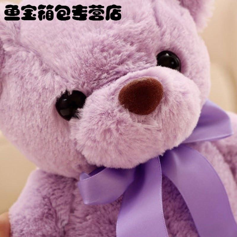 玩具批发小熊公仔抱抱熊玩偶女生婴幼儿可爱娃娃男女宝宝玩具毛绒小熊