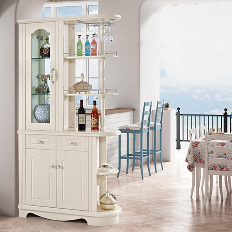 新款欧式小户型玄关柜隔断柜间厅柜客厅屏风柜酒柜烤漆门厅鞋柜