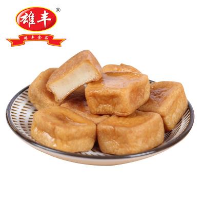 雄丰爆汁鱼豆腐500g麻辣烫关东煮配菜火锅食品冷冻美食烧烤食材