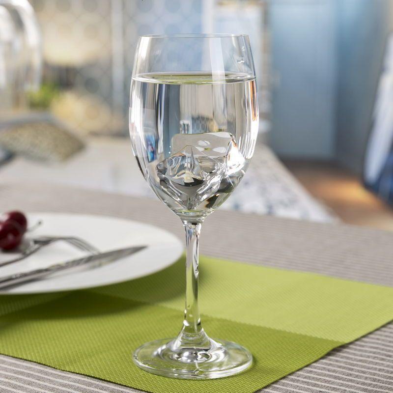 意德丽塔无铅水晶玻璃红酒杯 葡萄酒杯 高脚杯 酒具套装 logo定图片