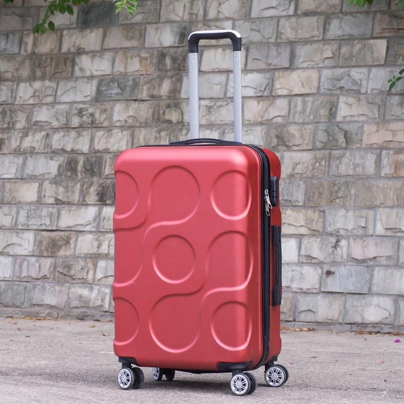 小清新行李箱女韩版万向轮学生旅行软箱20寸可爱迷你拉杆箱登机箱