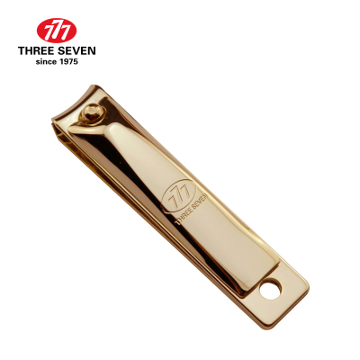 韩国原装进口 777指甲钳 N-626G金色中号指甲剪/指甲刀 包邮
