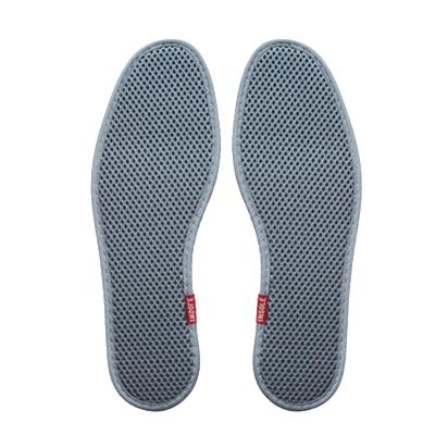 【2双装】四季鞋垫 清爽鞋垫 网眼竹炭鞋垫裸垫透气吸汗防臭休闲鞋垫防臭天然竹炭男女