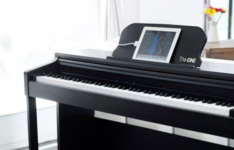 the one智能钢琴