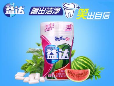 口香糖木糖醇