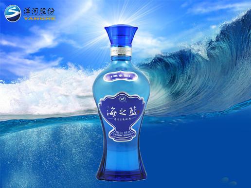 洋河海之蓝42度480ml