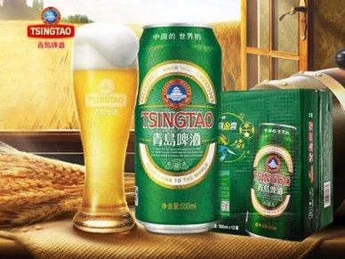 青岛啤酒 经典(10度)500ml*12罐