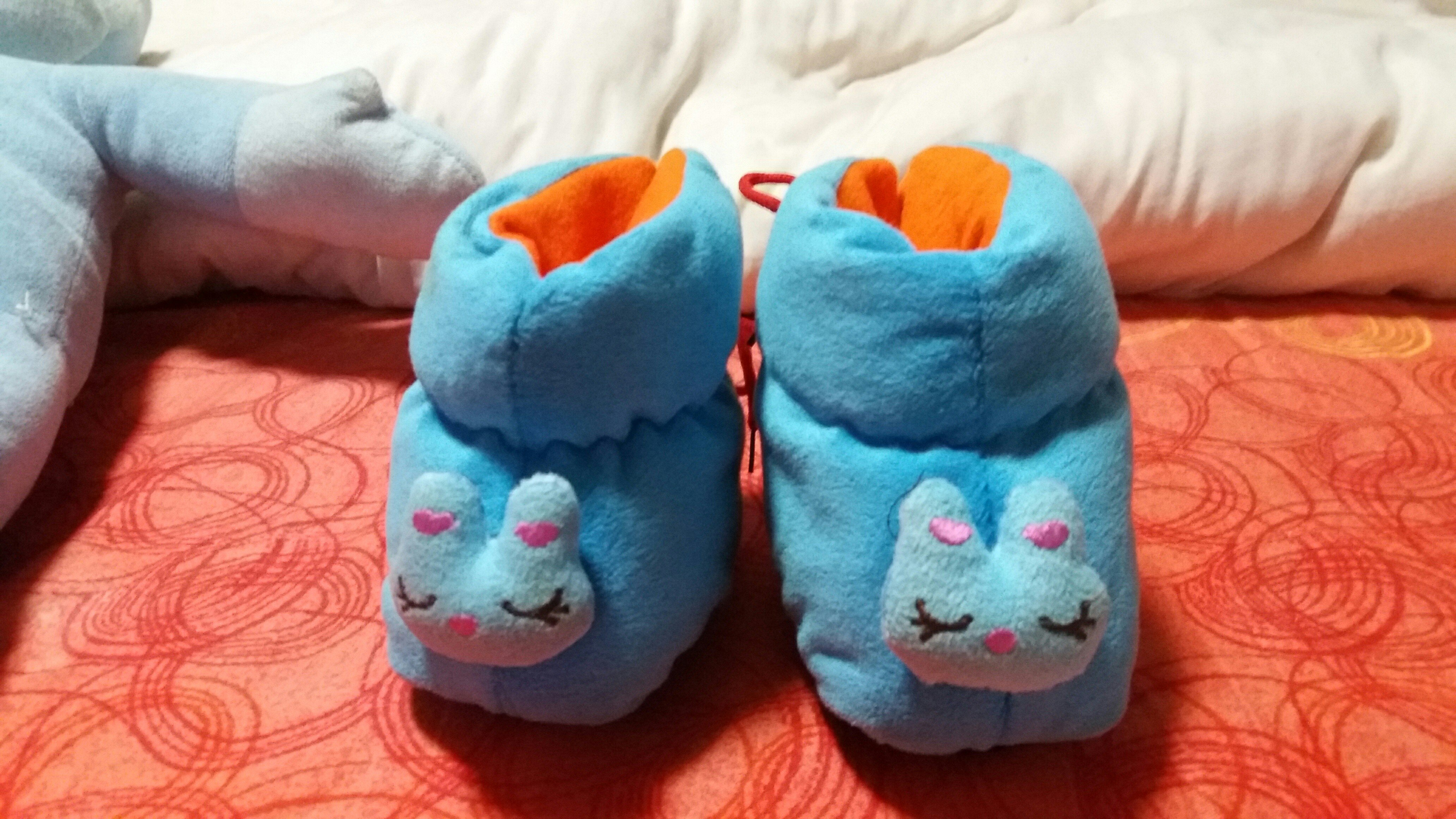 母婴玩具 童装 宝宝中邦软底棉鞋   查看大图