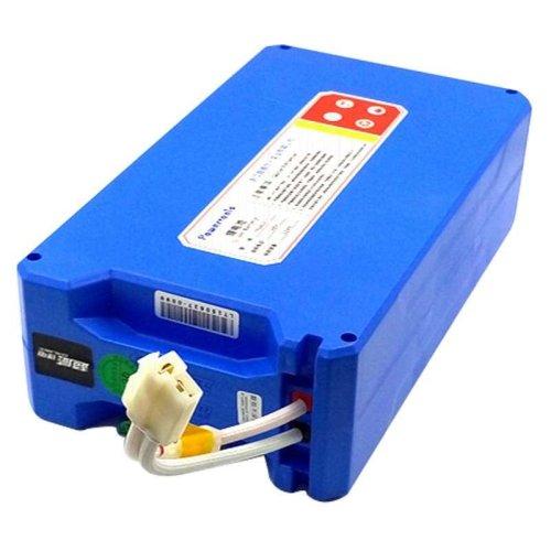 超威 电动车锂电池48v12ah(lt款)13串电芯电瓶车动力蓄电池 电动车图片