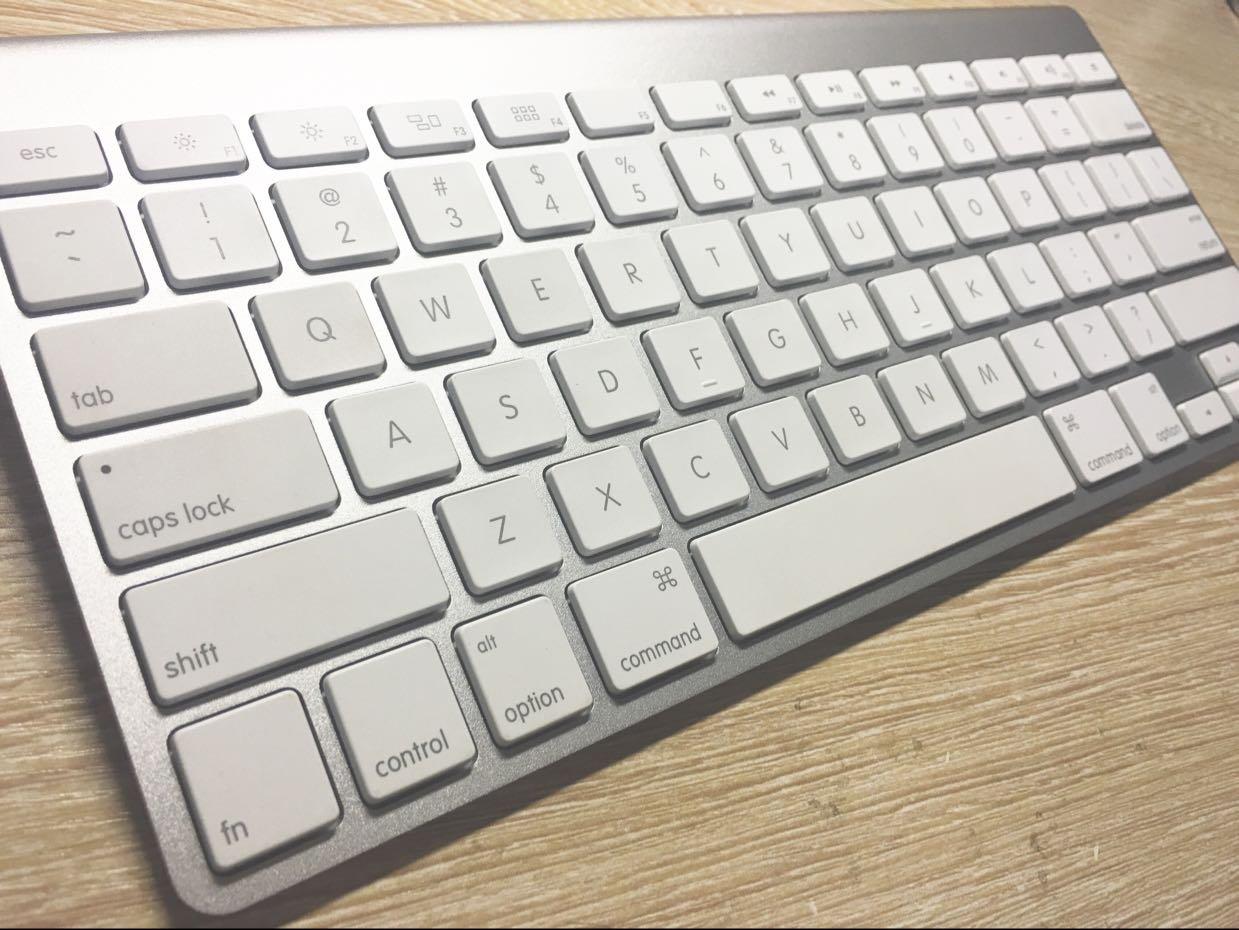 手机数码 电脑配件 苹果原装蓝牙键盘