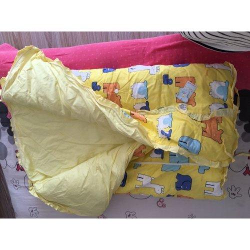新生儿睡袋的做法图解