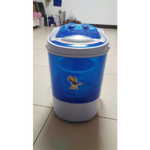 单桶迷你洗衣机带脱水