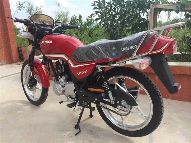 宗申雅马哈力帆同款铃木款125cc全新整车摩托车可上牌
