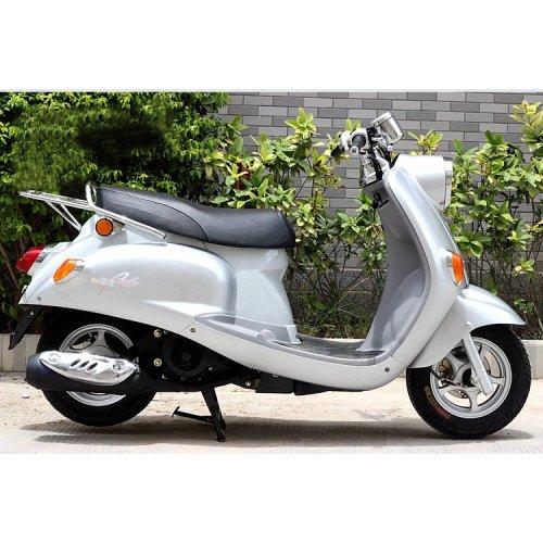 二手女装踏板车铃木豪爵hj125t-3丽星125cc迷你摩托