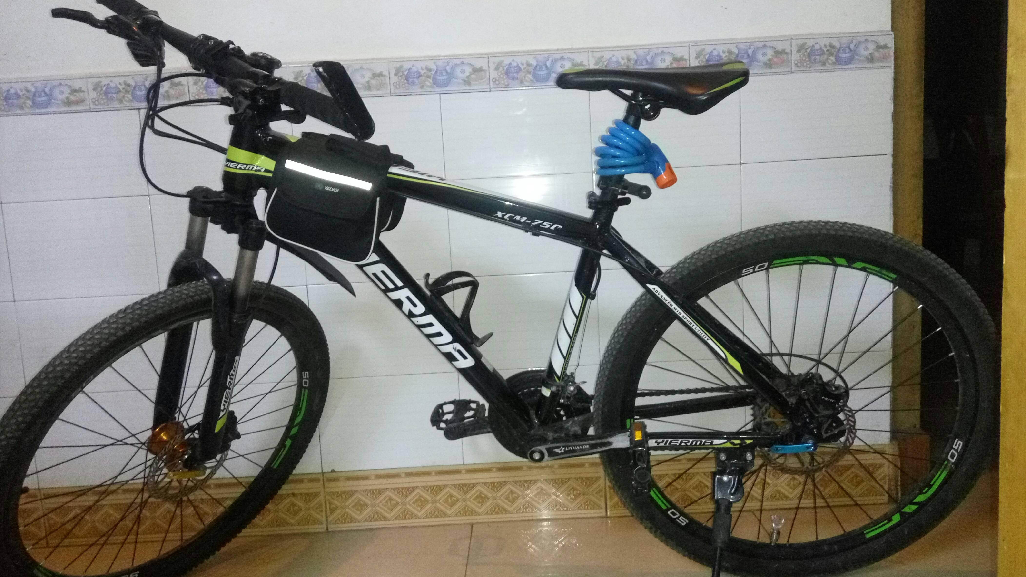 奥斯玛自行车