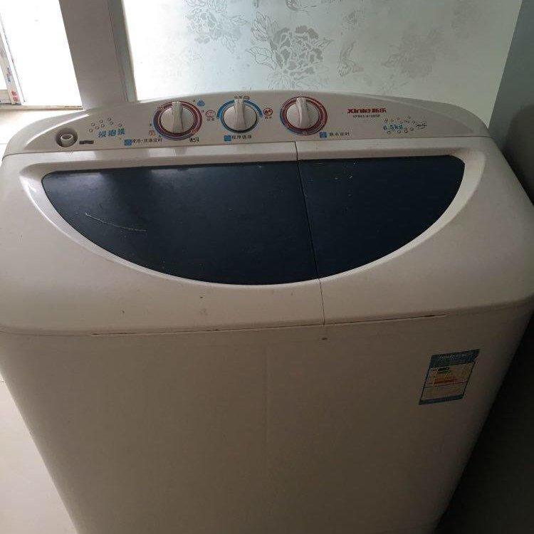 二手半自动洗衣机交易