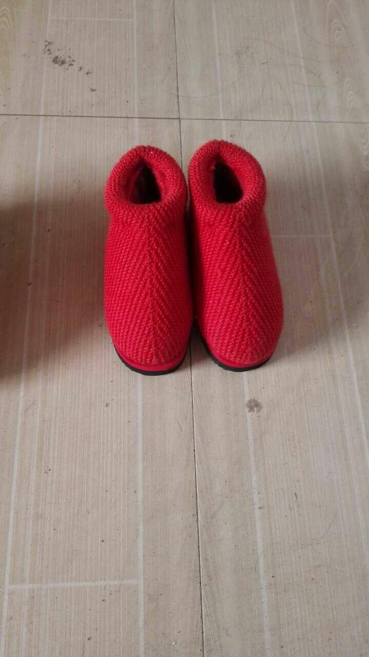 棉鞋图纸新款图案