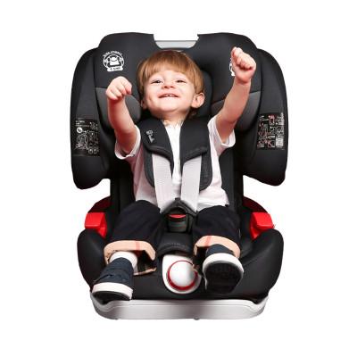 Savile猫头鹰布莱克儿童安全座椅9个月-12岁车用婴儿座椅 麒麟