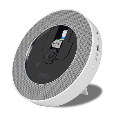 熊猫(PANDA)CD-66壁挂式英语学习机蓝牙CD机家用英语学生DVD播放机立体声不带收音机功能 灰色
