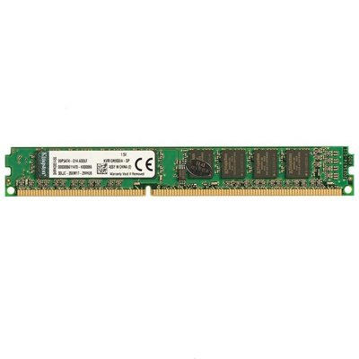 金士顿(kingston)4GB DDR3 1333 台式机内存条KVR1333D3N9/4G