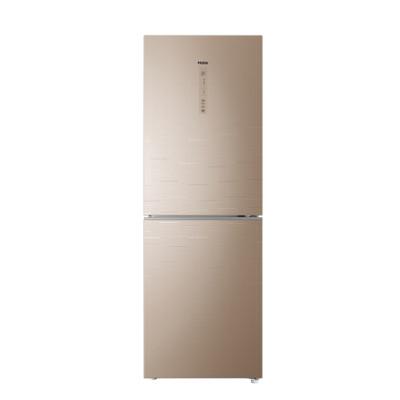 Haier/海尔 BCD-269WDGB 269升 双门冰箱 家用 冷藏冷冻 风冷无霜 节能双开门电冰箱两门 电脑控温