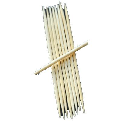 家柏饰(CORATED)800根量贩批装竹一次性牙签卫生散装双头细牙签家用餐厅剔牙棒
